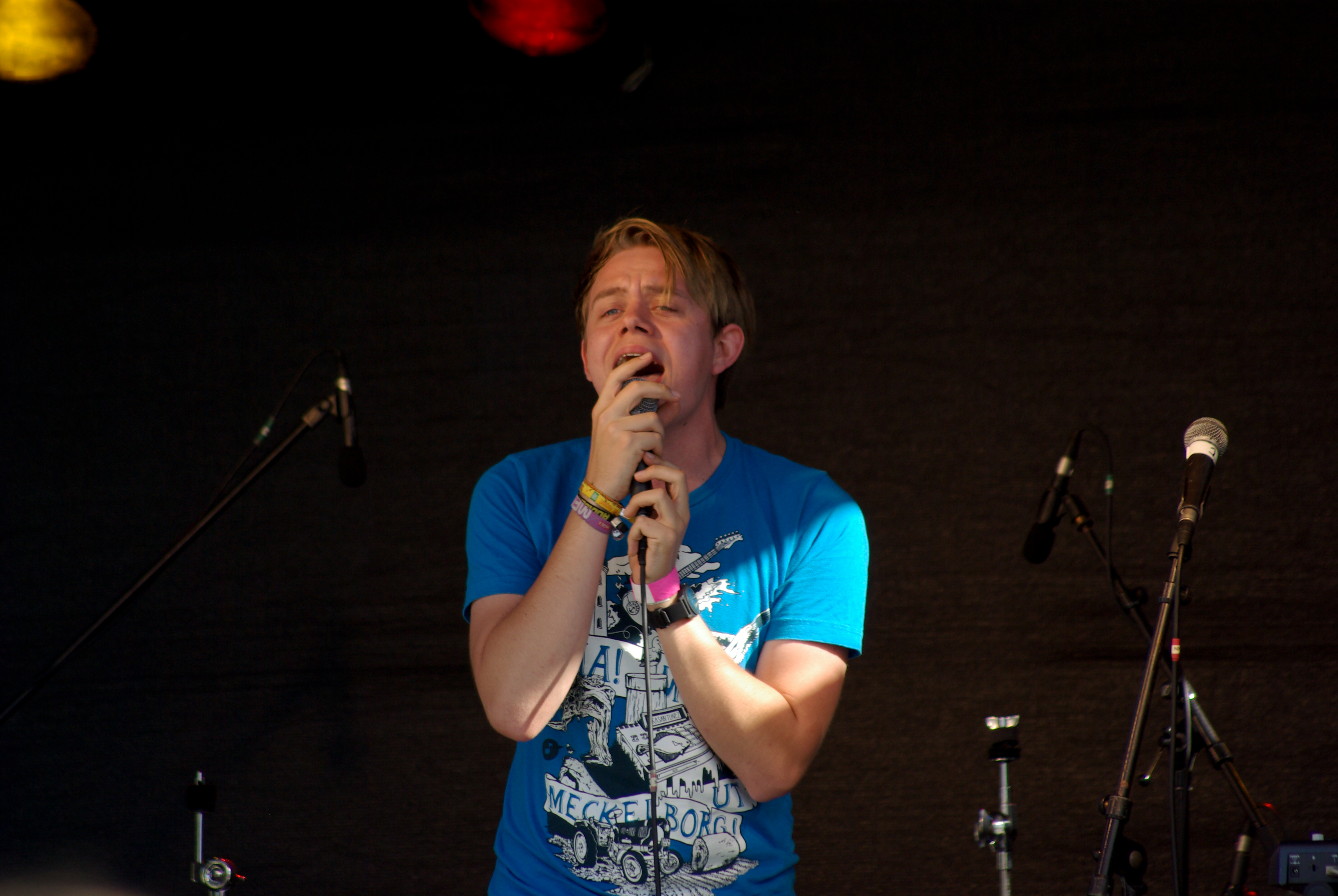 Captain Capa @ Kontrollverluste Festival 2011