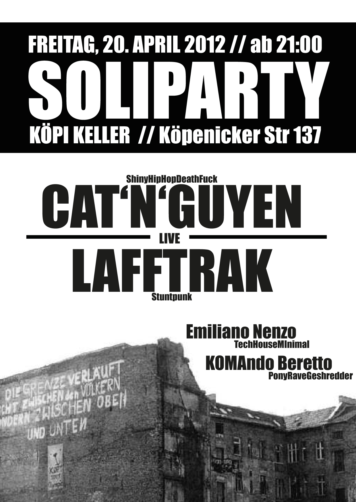 Soliparty Köpi